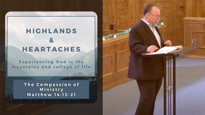 The Compassion of Ministry